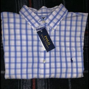 RalphLauren Plaid Shirt